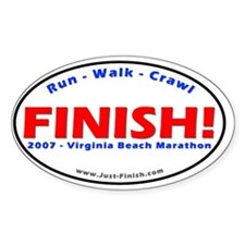 2007-Virginia Beach Marathon