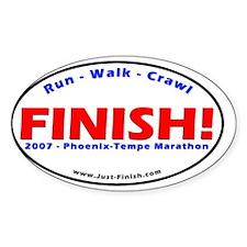 2007-Phoenix-Tempe Marathon
