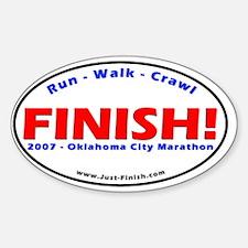 2007-Oklahoma City Marathon