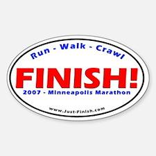 2007-Minneapolis Marathon