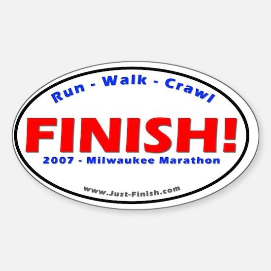2007-Milwaukee Marathon