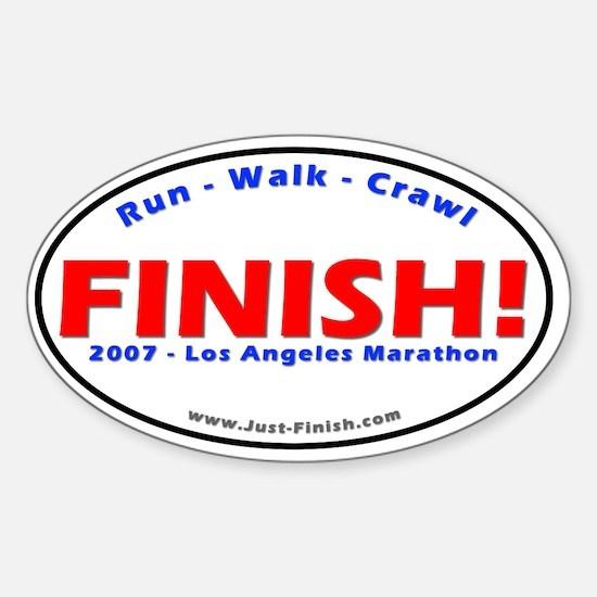2007-Los Angeles Marathon