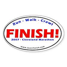 2007-Cleveland Marathon