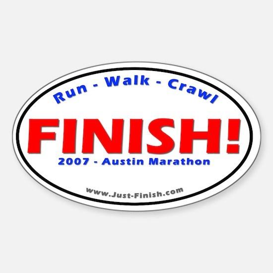 2007-Austin Marathon