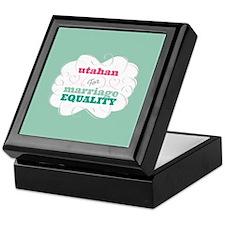 Utahan for Equality Keepsake Box