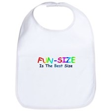 Fun Size is the Best Size Bib