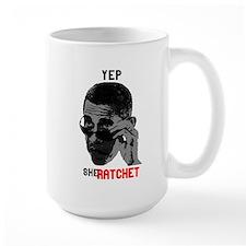 Yep, She Ratchet Mug