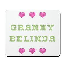 Granny Belinda Mousepad