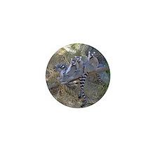 Lemur Line Mini Button