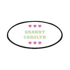 Granny Carolyn Patch