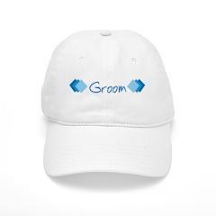 Diamond Groom Baseball Cap