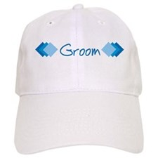 Diamond Groom Baseball Cap