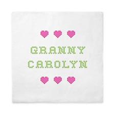 Granny Carolyn Queen Duvet