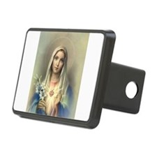 Immaculate Heart of Mary Hitch Cover
