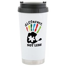 Autism awarness Travel Mug