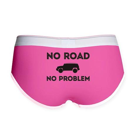 FJ Cruiser No road No Problem Women's Boy Brief