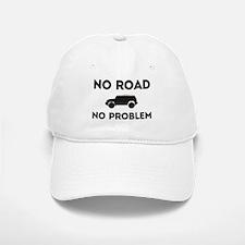 FJ Cruiser No road No Problem Hat