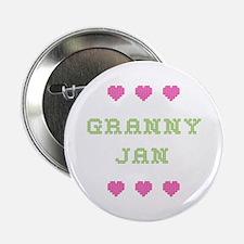 Granny Jan Button