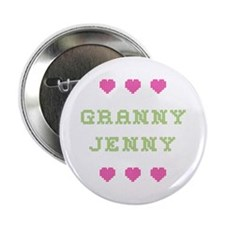 Granny Jenny Button