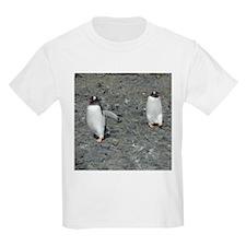 Two Gentoos Kids T-Shirt