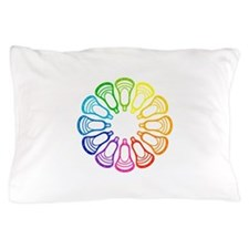 Lacrosse Spectrum Pillow Case