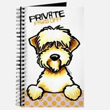 SC Wheaten Terrier Paws Off Journal