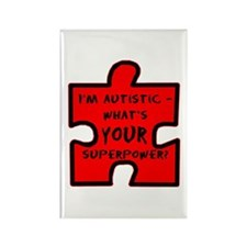 I'm Autistic - What's Your Superpower? Rectangle M
