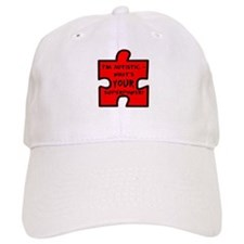 I'm Autistic - What's Your Superpower? Baseball Cap