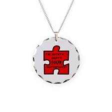 I'm Autistic - What's Your Superpower? Necklace