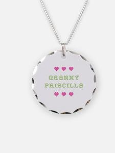 Granny Priscilla Necklace