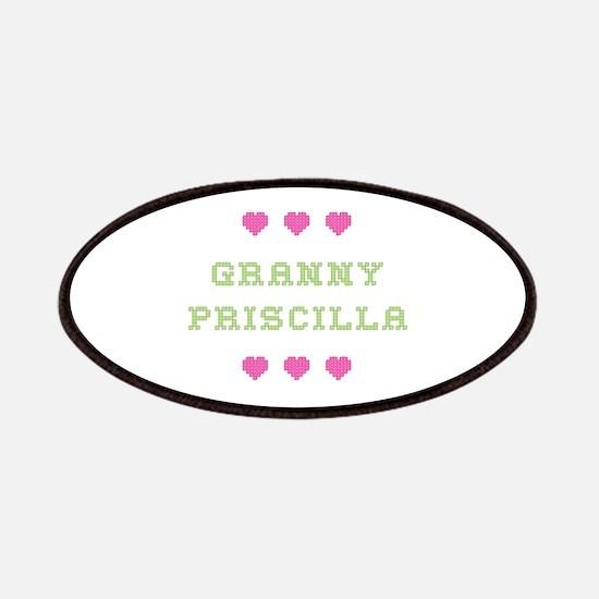 Granny Priscilla Patch
