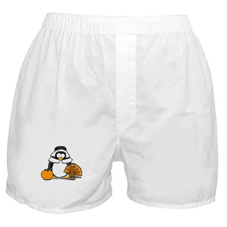Pilgrim Girl Penguin Boxer Shorts