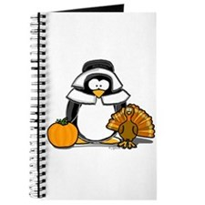 Pilgrim Girl Penguin Journal