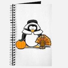 Pilgrim Girl Penguin Journal
