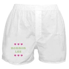 MomMom Lee Boxer Shorts