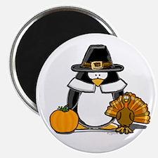 Pilgrim Boy Penguin Magnet