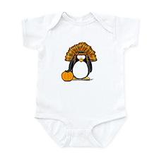 Indian Chief Penguin Infant Bodysuit