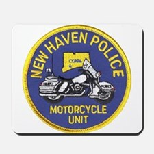 New Haven Motors Mousepad