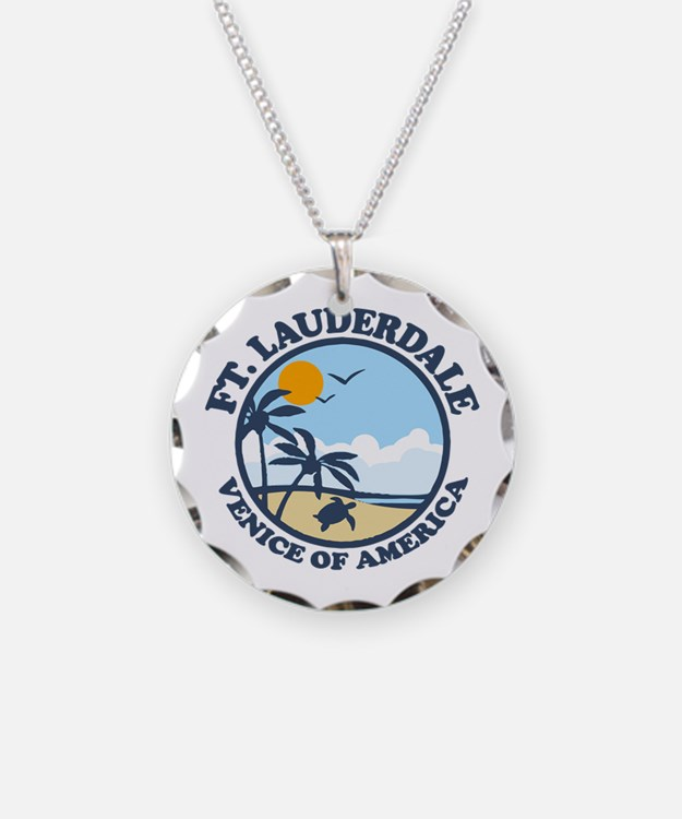 Fort Lauderdale - Beach Design. Necklace