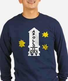 Dannys Apollo 11 Sweater Long Sleeve T-Shirt