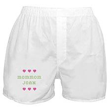 MomMom Joan Boxer Shorts