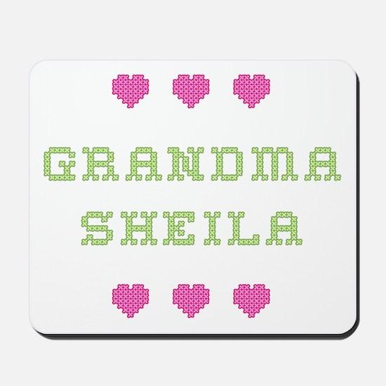 Grandma Sheila Mousepad