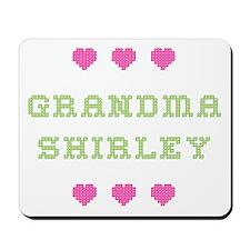 Grandma Shirley Mousepad