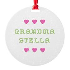 Grandma Stella Ornament