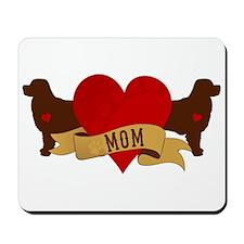Bernese [Berner] Mom Mousepad
