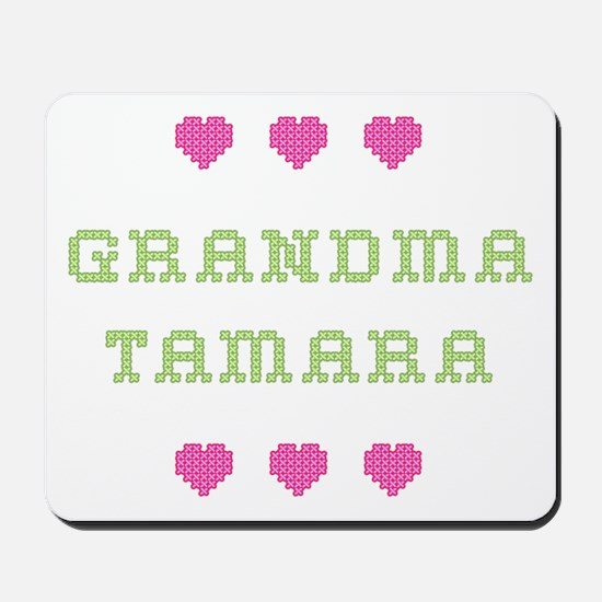 Grandma Tamara Mousepad
