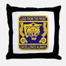 Fort Valley State University Throw Pillow