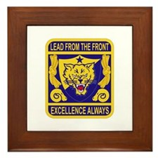 Fort Valley State University Framed Tile