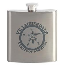 Fort Lauderdale - Beach Design. Flask
