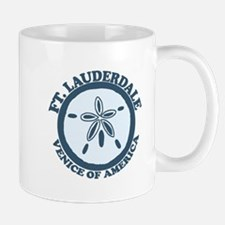 Fort Lauderdale - Beach Design. Mug
